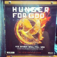 Lol  Hunger Games Jesus Juke