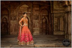Delhi Bridal Fashion Shoot