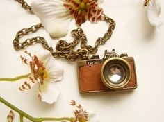 camera charm... :) just makes me smile to see it