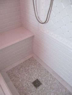 KM - traditional - bathroom tile - los angeles - Classic Tile and Mosaic