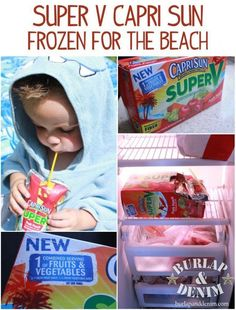 Tips for a Great Day at the Beach with Kids - love the idea of freezing juice boxes before leaving (would freeze grapes too), Uncrustables for an easy lunch, hooded towels, everyone have their own backpack. Beach Day, Beach Trip, Vacation Trips, City Beach, Cocoa Beach Florida, Beach Hacks, Beach Lunch, Traveling With Baby, Beautiful Beaches