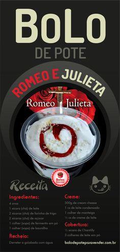 Romeo and Juliet Pot Cake Recipe Step by Step - Gourmet Course - Banana Cupcake Ideen Banana Recipes, My Recipes, Sweet Recipes, Cake Recipes Step By Step, Cake Recipe Without Sugar, Banana Cupcakes, Candy S, Oreo, Cafe Menu