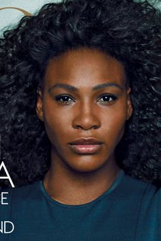 Serena Williams Covers Vogue (Again) And We Couldn't Be Happier