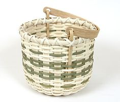County Fair Basket Pattern Sheet - This site has LOTS of free basket making patterns.