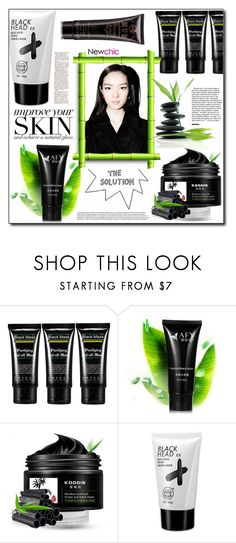 """""""NewChic Style (7/II)"""" by dorinela-hamamci ❤ liked on Polyvore featuring beauty"""