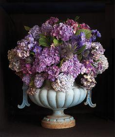 "Florist Lewis Miller ""Styling Nature"" Book Release – DuJour"