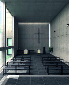 Tadao Ando's Church of Light