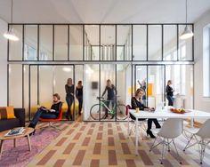 Herbestemming Heilig Hartschool in Izegem door Lieven Dejaeghere - alle projecten - projecten - de Architect