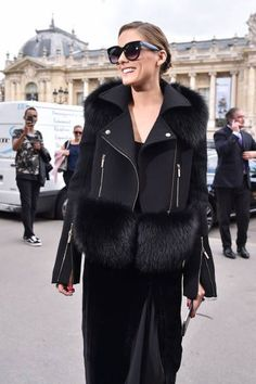 The Olivia Palermo Lookbook : Olivia Palermo At Paris Fashion Week IV