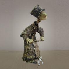 Кукольная скульптура «Кукловод»