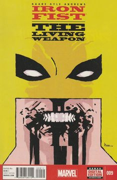 Iron Fist # 9 Marvel Now!