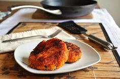 Little B Cooks: Chronicles from a Vermont foodie: Sweet Potato Quinoa Patties