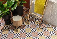 DIZAJNOVÁ KÚPEĽŇA - Výnimočné talianske obklady / BENEVA Vintage Tile, Animal Print Rug, Stoneware, Tile Floor, Tiles, Texture, Rugs, Crafts, Worcester