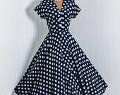 1950s Timeless Vixen