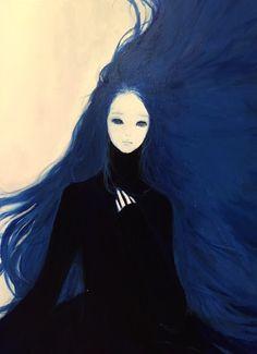 blueness 005