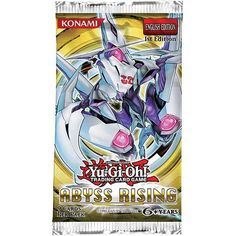 Abyss Rising Yu-Gi-Oh! Booster