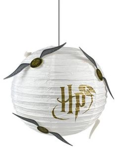 To fit on a hanging ceiling light fixture. Harry Potter Light, Harry Potter Potions, Paper Light Shades, Vif D'or, Paper Cube, Harry Potter Bedroom, Mood Lamps, Paper Lampshade, Hanging Ceiling Lights