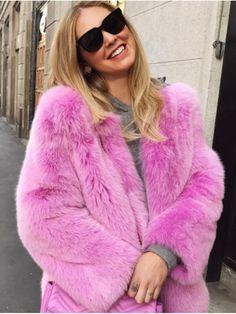 6 façons de porter la (fausse) fourrure - Grazia.fr