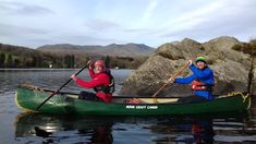 Come #Canoeing on Coniston with #pathtoadventure