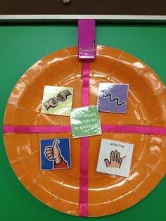 Greeting Plate.  Ignite Learning LLC with Conscious Discipline