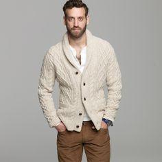 Мужское вязаное | 97 фотографий