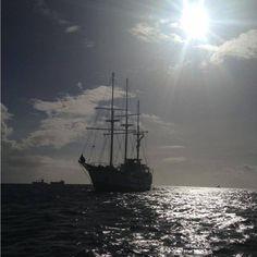 Island windjammer