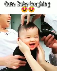 Cute baby laughing videos for whats app status – – funny kids Cute Funny Baby Videos, Funny Videos Clean, Vines Funny Videos, Funny Baby Gif, Cute Funny Babies, Funny Videos For Kids, Funny Baby Memes, Crazy Funny Memes, Funny Video Memes