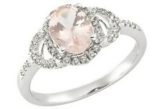 1 CARAT MORGANITE AND DIAMOND STERLING SILVER RING    $250.00    http://www.ice.com/product/rings/silver-ring-prd_rsy_122506