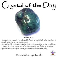 Crystal of the day