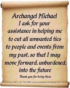 Archangel Michael...