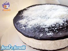 Cheesecake Bounty, ricetta dolce al cocco