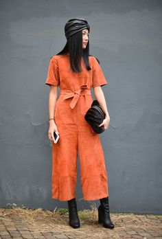 How to Wear Orange for Spring: 33 Outfit Ideas | StyleCaster