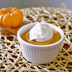 Have you ever been faced with a craving for pumpkin pie but you didn't want to wait almost an hour for one to bake in the oven? Well, this is the perfect recipe for you! This pumpkin pie is so easy to make – in fact, it only takes two minutes! It has no added …