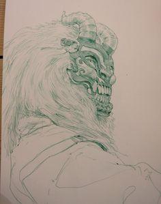 ArtStation - Daily Sketches Week 26, Even Amundsen