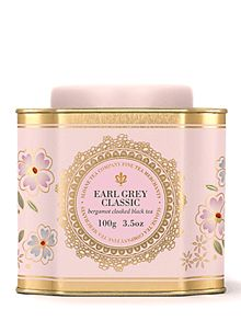 Sloane Tea Company..Earl Grey Classic in a Pretty Tin