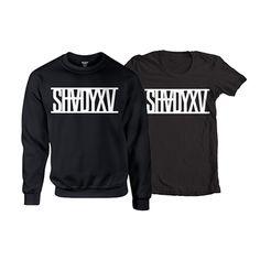 Eminem Shady XV Logo Design