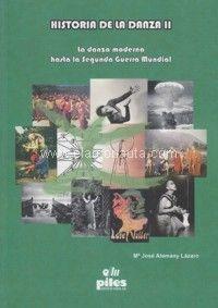 Manual didàctic sobre la història de la dansa, en 2 volums, des dels orígens fins a mitjan segle XX, en el context d'Europa i dels Estats Units.