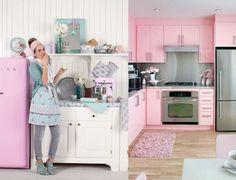Renkli mutfak dekorasyonu sevenler