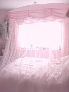 """""""Pink's one of most calming and relaxing colours there is Peter."""" my mother informed me. """"In a few days you'll feel much better about your new room. Cute Room Ideas, Cute Room Decor, Pastel Room, Pink Room, Dream Rooms, Dream Bedroom, Kawaii Bedroom, Pink Bedrooms, Princess Room"""