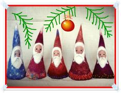 Baba Yaga: Kleine Weihnachtsmänner /Małe gwiazdorki