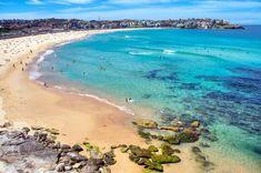 Bondi Beach, na Austrália