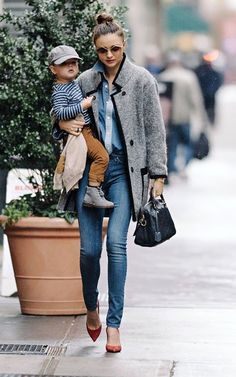 denim   lover #MirandaKerr