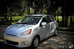 2015 Mitsubishi Mirage Review: Is It A Mirage? In Deep H2O