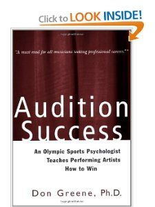 Audition Success: Don Greene