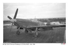 RAF 249 Squadron Mustang III - P51B KH427, Italy 1944.