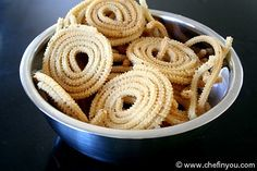 Simple to make, quick to put together - these crunchy snacks will slowly melt in the mouth thanks to addition of butter. Very addictive. Indian Dry Snacks, South Indian Snacks Recipes, Asian Snacks, Indian Desserts, Indian Sweets, Sweets Recipes, Rice Recipes, Healthy Snacks, Snack Recipes
