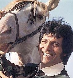 Sancho Gracia - Curro Jiménez. Y su caballo Silencio