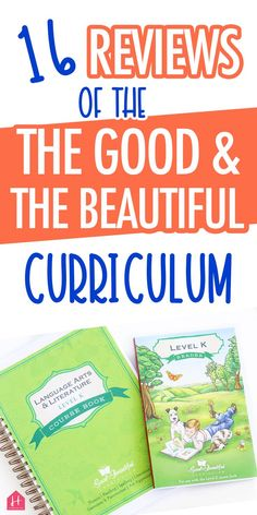 16 Reviews of The Good & The Beautiful Curriculum