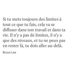 citations sur limites