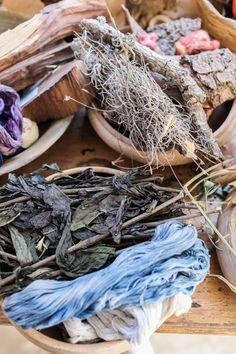 natural dyes- Guatemala